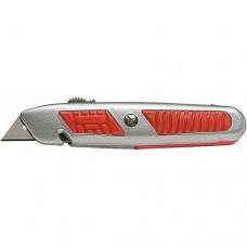 нож макетен/балатум/трапец МТХ метален 789679