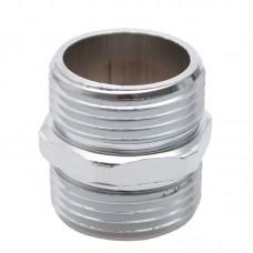 нипел  1/2 месингов никелиран 7002106