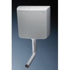 тоалeтно казанче пластмасово GEBERIT 110 бяло нисък монтаж