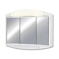 шкаф огледало с осветление ЕЛДА 59х49х15.5см 55130