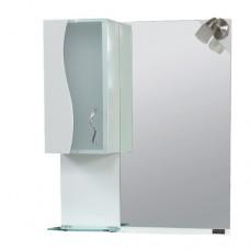 шкаф горен с огледало ВЕГА 55см/325604/