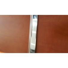 профил L образен 3.00 - ОГЛЕДАЛЕН 22 Х 22 мм.