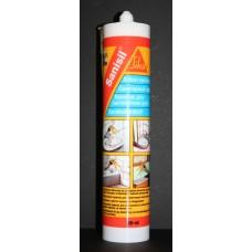 СИКА санитарен силикон безцветен  300мл/санисил