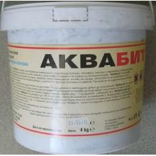 битум хидро изолация АКВАБИТ 4кг.Вълков