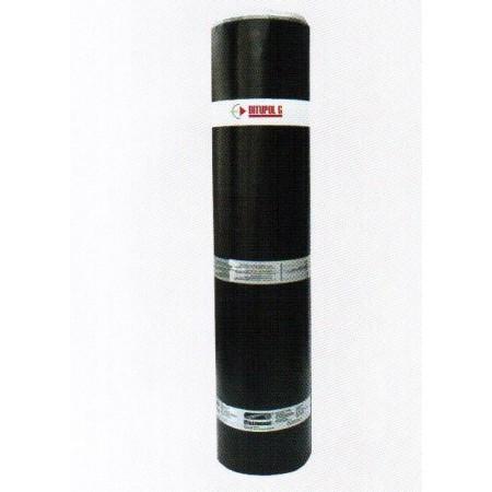 битумна хидроизолация Битупол 4кг/кв.м СИВА стъклоплатно