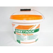 Гипсова шпакловъчна смес Sheetrock 6кг / оранжева кутия /шпакловане