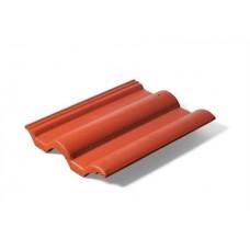 керемиди бетон средна вълна 330х420 ЧЕРВЕНА ТЕХНОСИМ