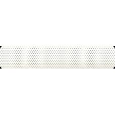 Алуминиева ламела 85 мм. БЯЛА ПЕРФ 4м. ЛТ