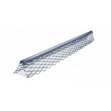 алуминиев ъгъл за машинна мазилка-2.60м/25бр/