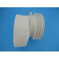 маншон за тоал.чиния ексцентр. ф 110 бял ИТАЛ.