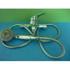 смесител за душ еднорък.К-Т/2600/СИН