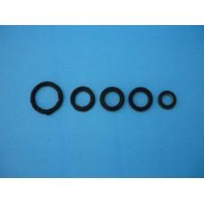 уплътнения/гумено/ О-пръстен за юнга
