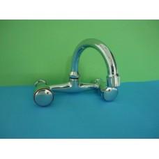 смесител за мивка двурък. R  ФИОРЕ /10193/