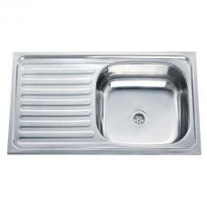 мивка алпака ИК 8060А 16 L  десен плот