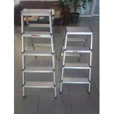 стълба алуминиева ОЛИМПОС 3 стъпала
