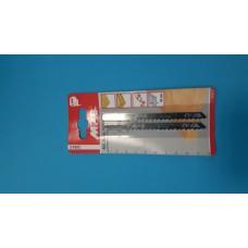нож за зеге-дърво 2бр 100мм CV GL 104-2