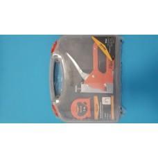 Такер мет. 6-14мм SPARTA +500бр скоби + ролетка 42003