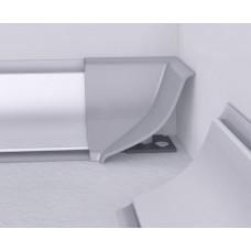 Вътрешен ъгъл водобранна лайсна алуминий