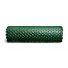 мрежа оградна с ПВЦ покритие 5х5см  / 1.50м/1.8мм/зелена