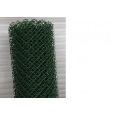 мрежа оградна ПВЦ 5.5х5.5см Н1.0м.1.8/2.6 зел. Й