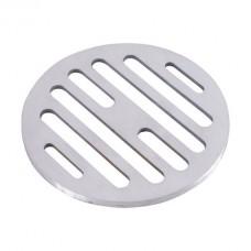 решетка за сифон кръгла никел ф70 АКВАСТО
