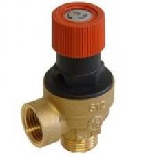 клапан предпазен мембранен 3/4 ж/ж-3.5 бара