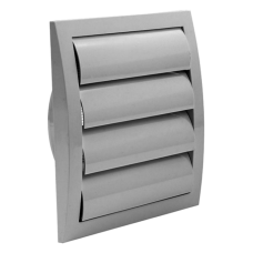 вентилационна решетка 190х190мм ф125 ND12Z