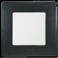 Рамка единична бронз НИЛОЕ 397031