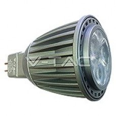 ЛЕД крушка за луна 4W GU10 3000k 1777 димируема V-TAC