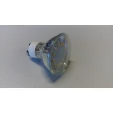 ЛЕД крушка за луна 3W GU10 3000k 1859 стъклена