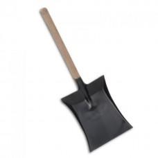 лопата домакинска прахов емайл МТ/черна