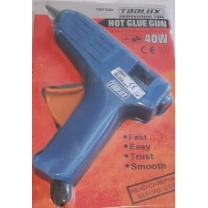 пистолет за ел.за силикон ШЖ 40 W 11мм