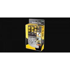 Отверки комплект ВЕРА 932/6 черно/жълти др.