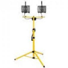 прожектор хал.лампа 400W стойка двоен Мотив 090710