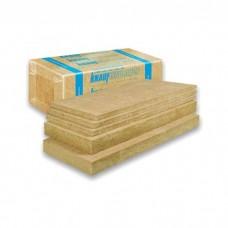 КАМЕННА ФАСАДНА вата КНАУФ 8см 110кг/куб.м  (0.6/1.0) 2.4 м2 - 4бр в стек