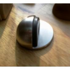 стопер за врата мод. 400 самоз. злато+чер /5984/