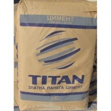 сив цимент TITAN Златна Панега 25кг.