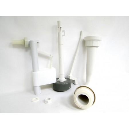 арматура за пластмасово тоалетно казанче КТП