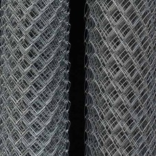 мрежа оградна поцинк 4.5х4.5 ф.1.7-1.5м.х10м/ТХ