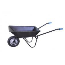 количка строителна банд.колело бълг.черна МТ