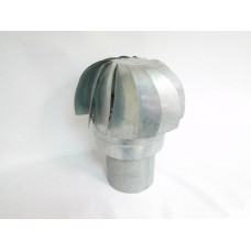 шапка за комин голяма  ВЪРТЯЩА ф 130