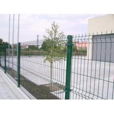 пано за ограда /зелено/1500х2500