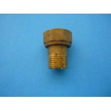 холендър за водомер месинг 3/4х1/2 /3куб.м/