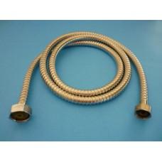 маркуч за душ шлаух метал 1/2х3/4 1.5м./9531/
