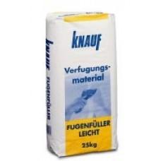 Гипсова фугираща смес фугенфюлер - Фугопълнител - 25кг. КНАУФ /KNAUF