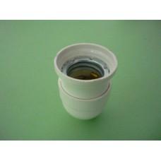 фасунга бакелит бяла висяща Е27 Н.К