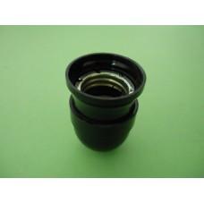 фасунга бакелит черна висяща Е27 Н.К