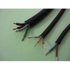 кабел гумиран  ШКПЛ/ШКПТ/  3х2.5+1.5