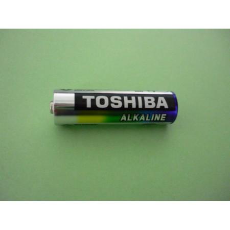 батерия алкална LR 6 G ТОШИБА
