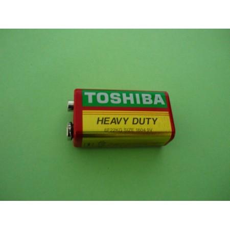 батерия обикн. 6F22-К /9V/ ТОШИБА